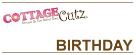 CottageCutz Birthday