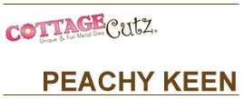 CottageCutz Peachy Keen