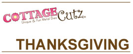 CottageCutz Thanksgiving