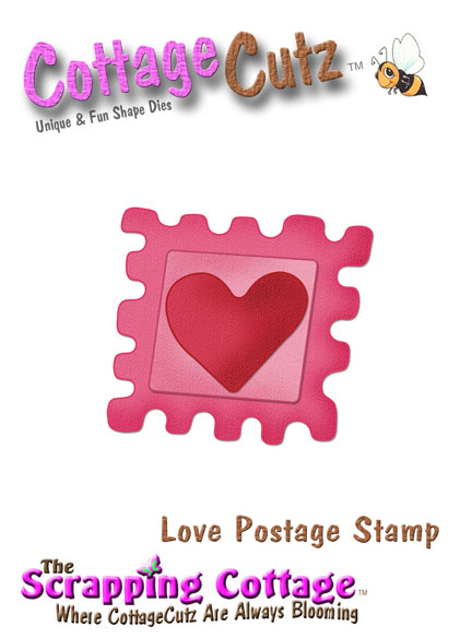 Postage Stamp Shape