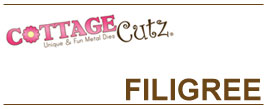 CottageCutz Filigree & Doily
